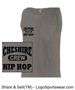 CHESHIRE CREW HIP HOP T-Shirt Design Zoom
