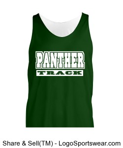 Panther's Track Shirt Design Zoom
